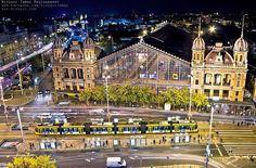 High quality photograph of Budapest Transport Limited (BKV.Zrt) Combino # Combino 2040 at Budapest, Hungary. Architecture Images, Amazing Architecture, Most Beautiful Cities, Beautiful World, Budapest City, Visit Budapest, Capital Of Hungary, Hungary Travel, Heart Of Europe