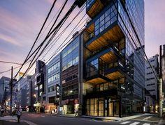 Kanda Terrace, restaurantes en Tokio