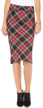 Free people Lady Macbeth Skirt on shopstyle.com