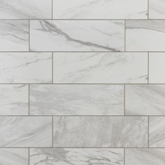 60 tiles: Marble Art Polished Ceramic Tile - 6 x 18 - 100387703