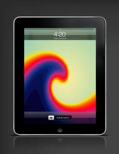 Simon C Page iPad Wallpaper