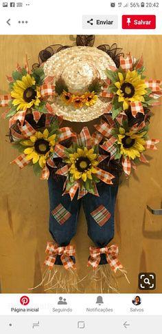 Fall Mesh Wreaths, Fall Deco Mesh, Diy Fall Wreath, Wreath Crafts, Burlap Wreath, Autumn Crafts, Holiday Crafts, Fall Yard Decor, Thanksgiving Wreaths