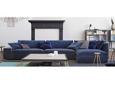 Un canapé modulable très chic