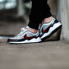 "Nike Air Zoom Spiridon Ultra ""Sport Red"""