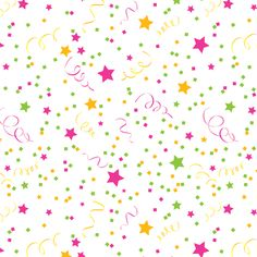 Confetti fabric by jazzypatterns on Spoonflower - custom fabric