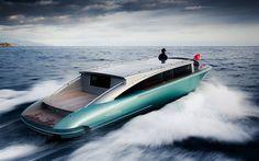 Hull 422 Limo Yact Tender by Hodgdon Yachts   InsideHook