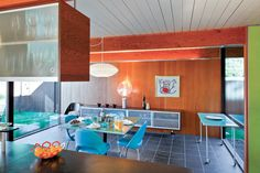 A Peek Inside the New Book Atomic Ranch: Midcentury Interiors | Design Milk - via http://bit.ly/epinner