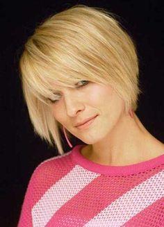 Bayanlar için Kısa Saç Modelleri-1