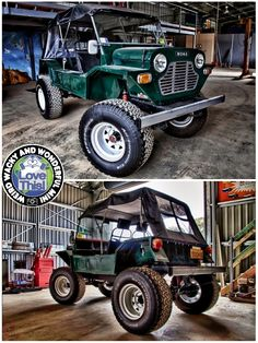 Coolest Moke on the planet. FACT!   I would love this in the WWWMini fleet, every day of the week would be a Moke'in Around day!