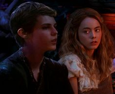 Once Upon a Time - Wendy Darling and Peter Pan