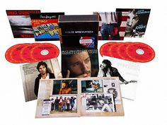 Bruce Springsteen The Album Collection, Vol. 1 (1973 - 1984) | Bruce Springsteen 2014 Tour Blog #Music #BruceSpringsteen