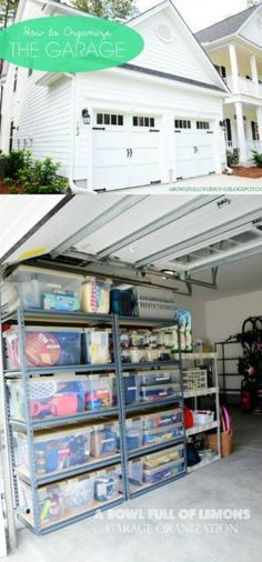 49 Brilliant Garage Organization Tips, Ideas and DIY Projects - Page 19 of 49 - DIY & Crafts