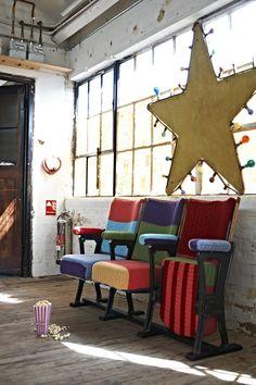 Hardy Cinema Seats, Melanie Porter