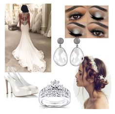 """""""Wedding."""" by indy-lunow on Polyvore featuring GE, Kobelli and Fratelli Karida"""