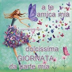 Good Morning Good Night, Day For Night, Italian Greetings, Italian Memes, Good Mood, Google, Genere, Smile, Hobby