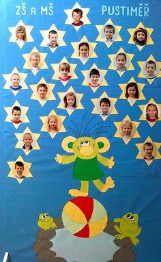 Birthday Chart Classroom, Birthday Charts, Class Decoration, School Decorations, Classroom Organization, Classroom Decor, Science Activities, Activities For Kids, Orla Infantil