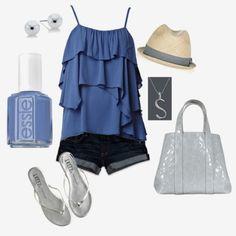 Blue&Silver;.