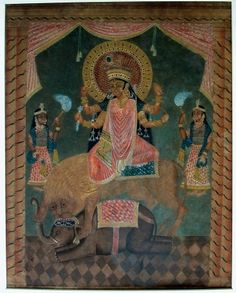 Vasco Art Studio Fine Art Conservation And Restoration Services London - Indian Art Gallery 2