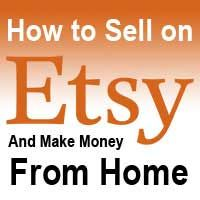 How to Sell on Etsy! Very descriptive article.
