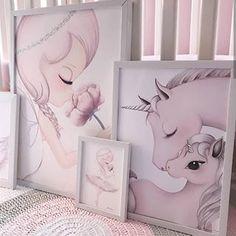 Beautiful assortment of nursery prints Nursery Prints, Nursery Art, Girl Nursery, Simpson Wallpaper Iphone, Unicorn Art, Owl Art, Baby Art, Baby Decor, Cute Designs
