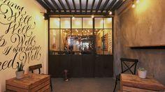 Spoon Eat + Drink, al fresco area Kubota, Fresco, Collaboration, Spoon, Restaurant, Drinks, Eat, Inspiration, Design