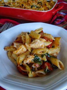 Simple home cook: Chicken Pasta Bake