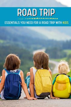 Are you traveling with kids on a road trip? You will need these 4 essentials to make the trip entertaining and safe! Activities book, conversation cards, and hand sanitizer. Road Trip With Kids, Family Road Trips, Travel With Kids, Top Travel Destinations, Best Places To Travel, Travel Tips, Travelling Tips, Traveling, Best Road Trip Songs