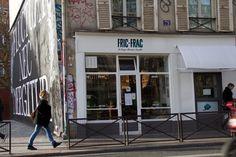 Fric frac, à Paris.