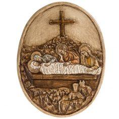 XIV estación Vía Crucis piedra Bethléem | venta online en HOLYART