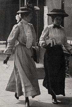Church Street, Kensington London, September 8th 1906.