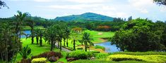 Blue Canyon Country Club is probably the most prestigious and well known golf course in Phuket but there is little quality rental accommodation close by.  Blue Canyon is about 25 minutes drive from the popular Bangtao beach area.