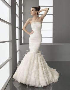 Divinos vestidos de novias | Colección tipo Sirena