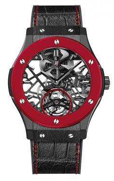 Những mẫu đồng hồ độc đáo tại Only Watch 2013 - Mann up