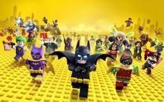 WALLPAPERS HD: The Lego Batman Movie