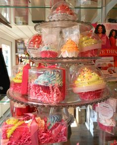 Our collection of Cupcake Bath Bombs