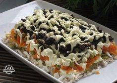 РЕЦЕПТ ЭТОГО САЛАТА БУДУТ ВЫПРАШИВАТЬ ВСЕ ГОСТИ | Кулинарные Рецепты