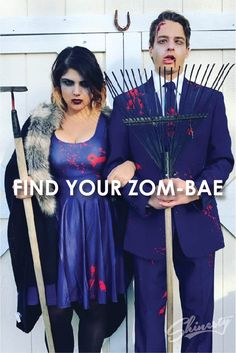 Easy Couples Halloween Costume Ideas (a.k.a. How to be the Bey and Jay of the Party)