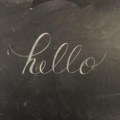 chalk fulla hello