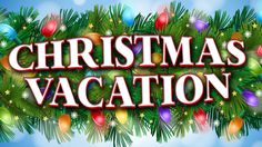 6 Things to Do Over Christmas Break