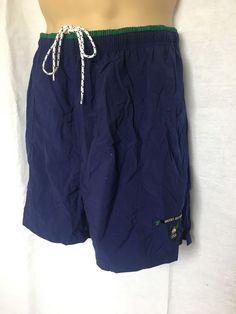 3629996535 BROOKS BROTHERS Brand New w/Tag Men's Swim Trunks w/Mesh Liner Blue-Green XL