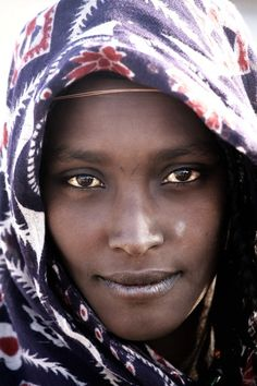 Afar woman, Ethiopia pinned with Pinvolve - pinvolve.co