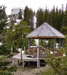 #hiking Mount Lady Macdonald above Canmore, Alberta, Canada  #hikingwithbarry