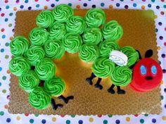 Love cupcake cakes!!!!