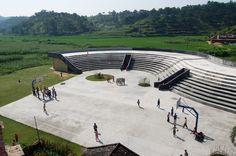Qinmo Village / Rural Urban Framework