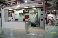 Booth Clinic Clinic, Loft, Furniture, Home Decor, Decoration Home, Room Decor, Lofts, Home Furnishings, Arredamento