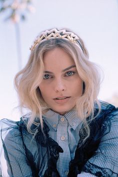 Oyster #108: The Origins Issue Is Out Now | Margot Robbie in Miu Miu