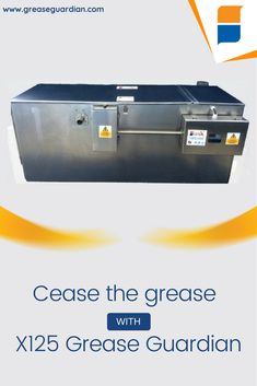 To get rid of the grease you may dispose it off in the drain pipes, which creates blockages. Instead of doing that, use Grease Guardian- a hygienic solution which can help kitchens to trap the grease. Grease Remover, Drainage Pipe, Drain Pipes, How To Remove, How To Get, Rid, Kitchens, Industrial, The Unit