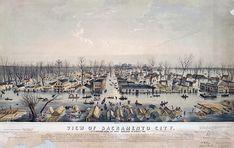 January 1850 flood of Sacramento