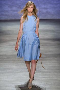 Rebecca Minkoff Pret A Porter S/S 2015 Pasarela Nueva York