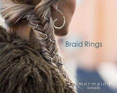 Top 60 All the Rage Looks with Long Box Braids - Hairstyles Trends Dread Accessories, Handmade Hair Accessories, Bridal Hair Accessories, Handmade Jewelry, Box Braids Hairstyles, Perfect Hair, Long Box Braids, Braided Ring, Cool Braids